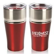 Columbia Stainless Steel Vacuum Tumbler Gift Set - Personalization Available