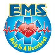 EMS: Help In A Heartbeat Temporary Tattoo