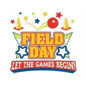 Field Day: Let The Games Begin! Temporary Tattoos