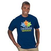 Environmental Services: Capable Caring Committed T-Shirt