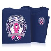 Law Enforcement For A Cure Short-Sleeve T-Shirts