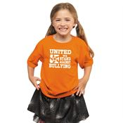 United We Stand Against Bullying Youth T-Shirt