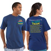 10 Reasons I'm Part Of The Housekeeping Team 2-Sided T-Shirt