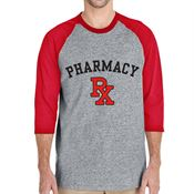 Pharmacy RX 3/4 Raglan Sleeve T-Shirt