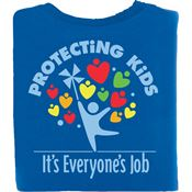 Protecting Kids: It's Everyone's Job Short-Sleeve T-Shirt