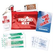 Travel First Aid Kit With First Aid Pocket Pal