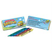 School Bus Safety Superstar Crayons