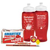 Firefighters: Your Friends For Life Water Bottle Kit 28-0z.