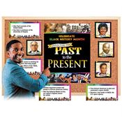 Connecting The Past To The Present Bulletin Board Set