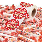 Smarties® Choose To Be Drug Free 400-Piece Theme Kit