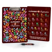 Alphabet Of Inspiration Clipboard & Pen Gift Set