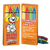 Do Your Part, Be Fire Smart! Non-Toxic Crayons
