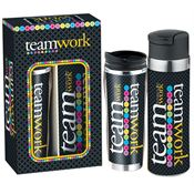 Teamwork Deluxe Hot & Cold Beverage Set