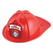 Dalmatian Junior Firefighter Hat (Red)
