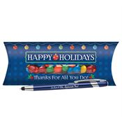 For All You Do We Appreciate You! Edge Stylus Pen and M&M's® Holiday Gift Set