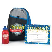 Perfect Attendance 3-in-1 Academic Award Set