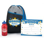 Honor Roll 3-in-1 Academic Award Set