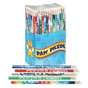 Paw Pride 150-Piece Pencil Collection