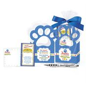 Thanks For Making Bright Futures Paws-ible Paw Gift Set Mini Tote