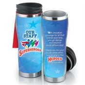 Our Staff Superheroes Insulated Tumbler 16-oz.