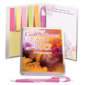 Godly Women Are A Treasure Beyond Measure Stationery Folio