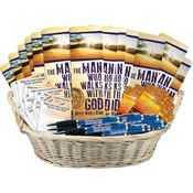 Special Men Assortment Display Basket