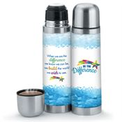 Be The Difference Stainless Steel Vacuum Thermos