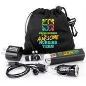 Proud Member Of An Awesome Nursing Team 6-Piece Mobile Accessory Kit