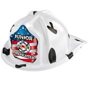Patriotic Dalmatian Firefighter Hat