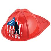 Hero In Training Red Firefighter Hat