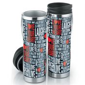 Love Your Heart Insulated Awareness Tumbler