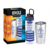 Nurses: It's In Our Nature To Care Hot & Cold Beverage Gift Set