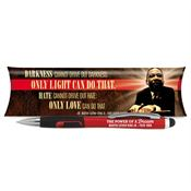 Martin Luther King Jr. Commemorative Light & Write Stylus Pen With Pillow Box