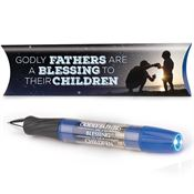 Godly Fathers Are A Blessing To Their Children 7-in-1 Multi-Tool & Pillow Box