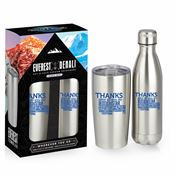Thanks For All You Do Deluxe Hot & Cold Beverage Gift Set