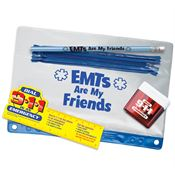 EMTs Are My Friends Pencil Pouch
