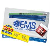EMS: Your Life, Our Mission Pencil Pouch Gift Set