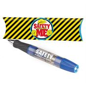 Safety Starts With Me Multi Tool Pen/Flashlight with Pillow Box