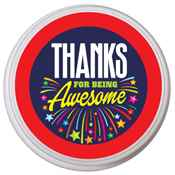 Thanks For Being Awesome Pull Topper™ Cell Phone Holder & Stand