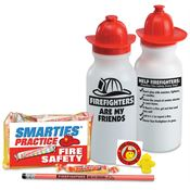 FIrefighters Are My Friends Water Bottle Kit
