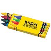Non-Toxic Crayons With Crayon Box - Personalization Available