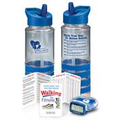 Walking For Wellness Trio Set- Personalization Available