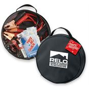Auto Emergency Kit With Holiday Gift Card - Personalization Available