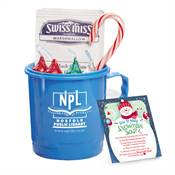Snowman Soup Mug Gift Set - Personalization Available