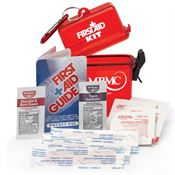 Waterproof Safety First Aid Kit - Personalization Available