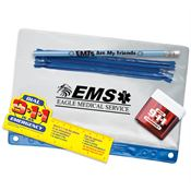 EMTs Are My Friends Pencil Pouch - Personalization Available
