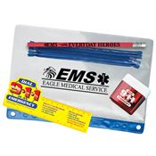 EMS: Everyday Heroes Pencil Pouch - Personalization Available