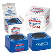 Proud Member Of An Awesome Team Bluetooth® Speaker In A Box - Personalization Available