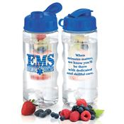 EMS: Every Call Counts Fruit Infuser Water Bottle 22-oz.