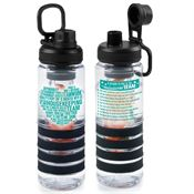 Housekeeping Team Fresno Fruit Infuser Water Bottle 22-oz.